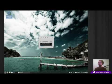 LXLE 14 04   Linux Distribution, First Impressions Review