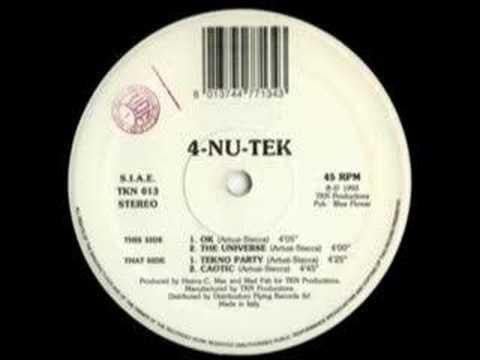 4-Nu-Tek - The Universe [1993]
