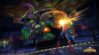 Marvel Contest of Champions Green Goblin Spotlight