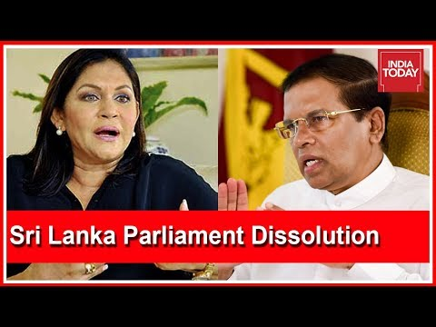 Colombo Mayor Speaks On Sri Lankan President Dissolving Parliament | India Today Exclusive
