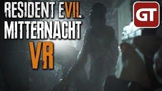 Thumbnail für Resident Evil 7: Beginning Hour - Mitternacht Update VR (Demo) - Gameplay-Walkthrough PSVR PS4 PRO