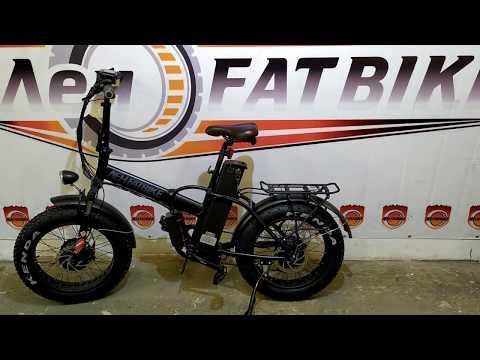 Сузуки Джимни в мире велосипедов. Полноприводный электро фэтбайк, электровелосипед от ЛенФэтбайк.