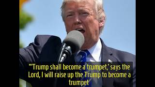 KIM CLEMENT DONALD TRUMP IS A MAN AFTER GODS OWN HEART&quot