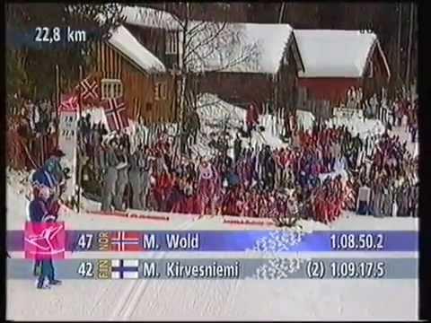 Highlights 1994 Lillehammer Olympics