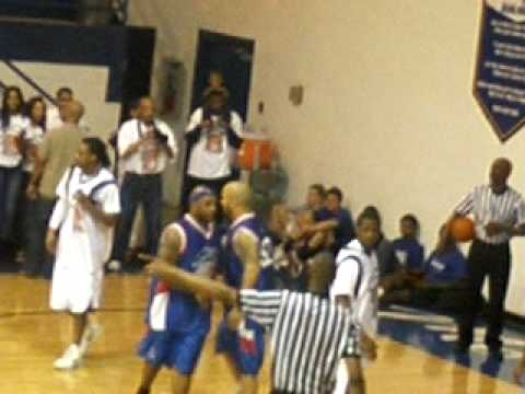 Cato June & Terrance Jackson Celebrity Basketball Game Part 2