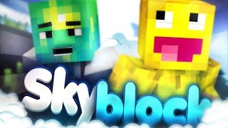 Minecraft: SKKF & JDABROWSKY - Skyblock #1