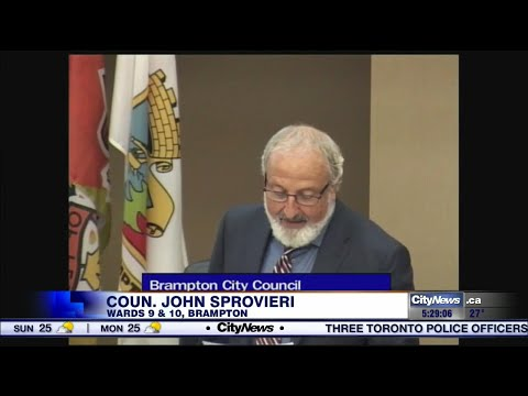 Brampton councillor apologizes for comments deemed racist