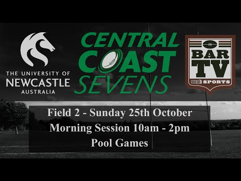 CC7s 2015 - Day 2 - Field 2 - Morning Session