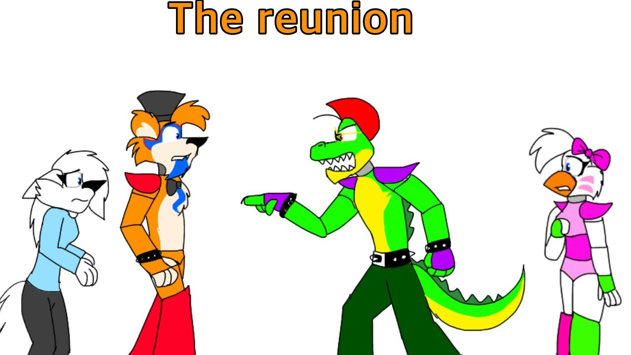 Download FNAF The NIGHTMARE continues season 2 episode 14: The Reunion