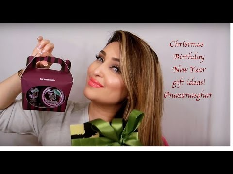 Christmas, New Year gift ideas