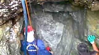 yamashita treasure concrete seal tunnel entrance..mp4