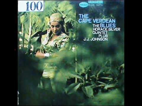 a HORACE SILVER CAPE VERDEAN BLUES 0