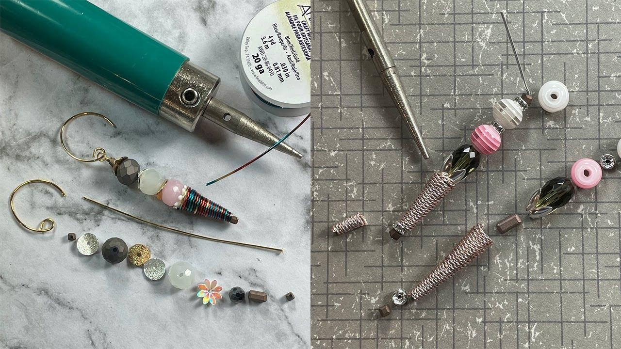 Create Beaded Ice Cream Cone-Tastic Jewelry Components Ft Sandra Lupo