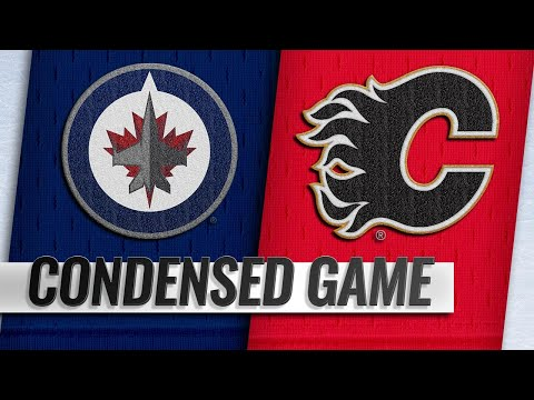 11/21/18 Condensed Game: Jets @ Flames