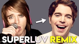 "Shane Dawson's ""SuperLuv"" Gets Remixed!"