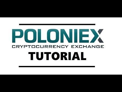 poloniex cryptocurrency schimb