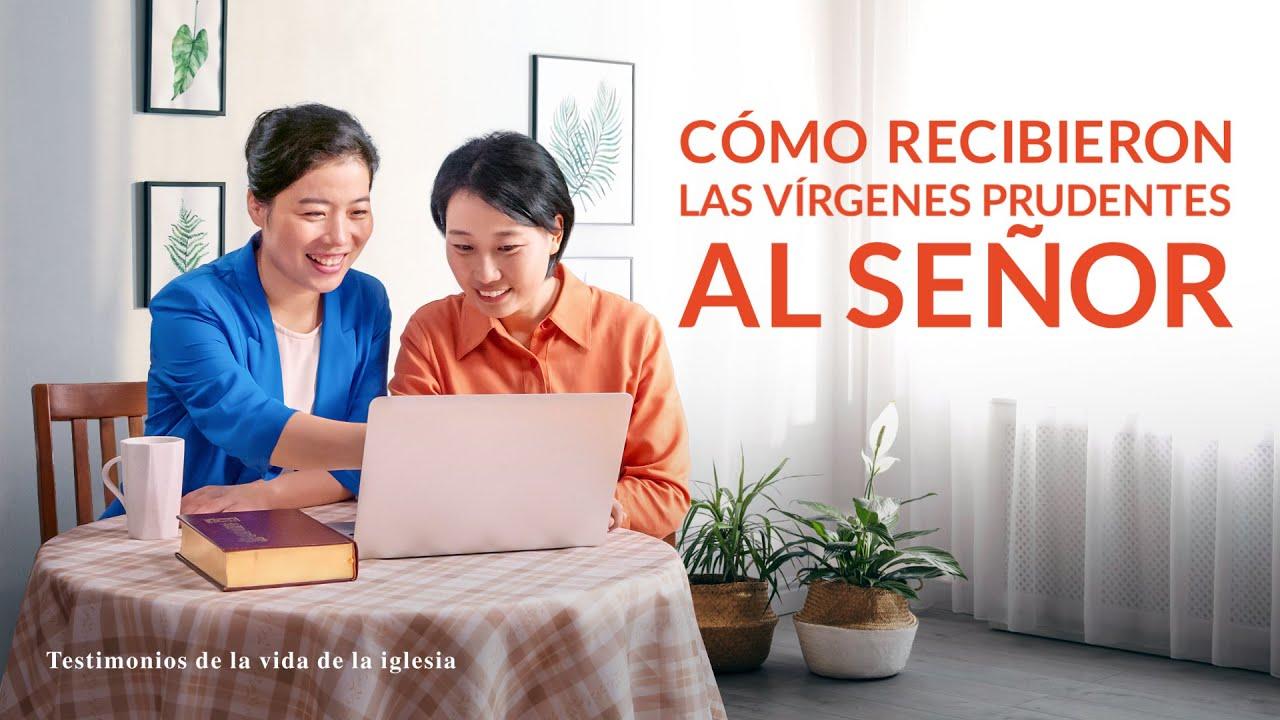 Testimonio cristiano en español 2020   Cómo recibieron las vírgenes prudentes al Señor