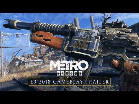 E3: Объявлена дата релиза Metro Exodus и показан новый геймплейный трейлер