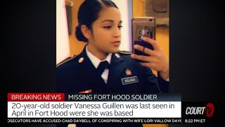 Vanessa Guillen, Missing Ft. Hood Soldier Body Found, Says Family | Court TV
