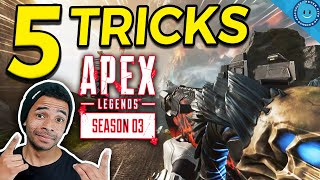 5 Tips To Become A TOP-TIER Apex Legends Player!