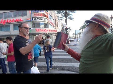 Hard Preaching - Fake Christion demon TRIGGERED!