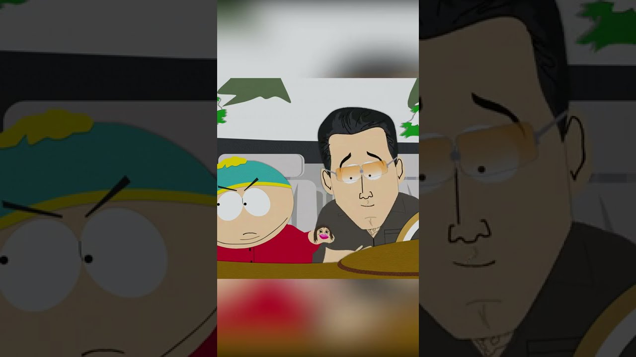 Ben Affleck and Jennifer Lopez are back together and we're here for it #Shorts #SouthPark