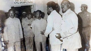 Meles zenawi with Mengistu
