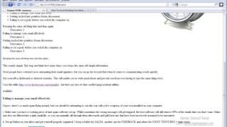 Уроки HTML  7  Ссылки  часть1