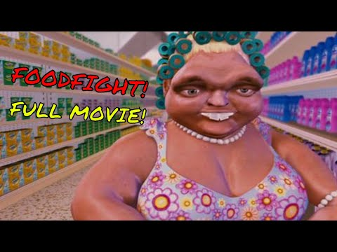 FoodFight! Full Movie from YouTube · Duration:  1 hour 31 minutes 23 seconds