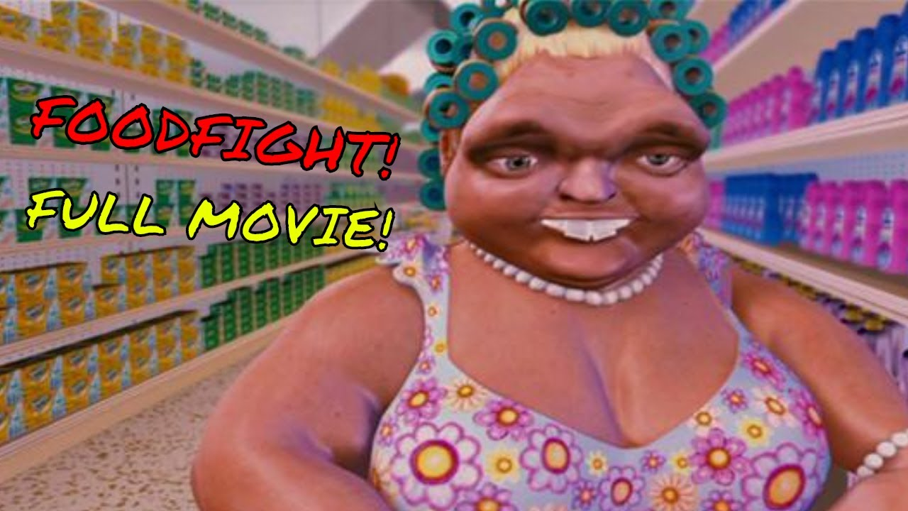 Foodfight Full Movie