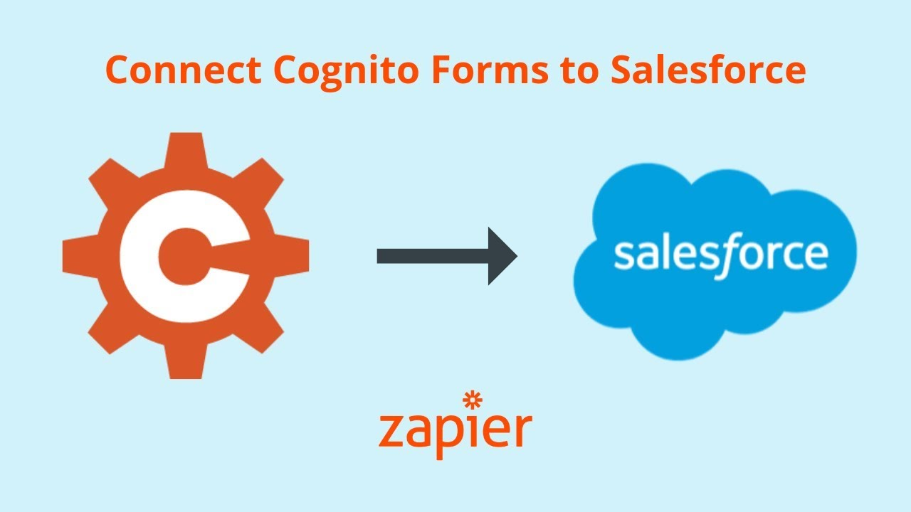 Integration How To: Connect Cognito Forms to Salesforce - Add Leads from  Form Responses