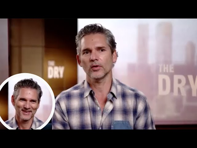 Eric Bana Roasts Fev When Asked If He'd Play Him In A Film! | Fifi, Fev & Byron!