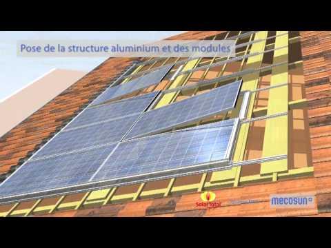 SolarTotal - Mecosun système d'integration