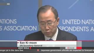 FSIFX Forex News Desk: UN chief condemns Paris newspaper attack