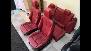 BMW4-3 - BMW 4 F32/F33/F36 - кожаный салон