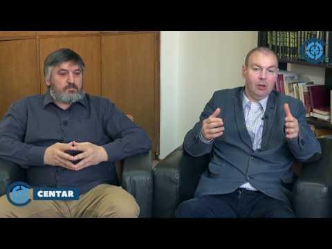 U CENTAR - Dr Dragan Petrović i Jugoslav Petrušić o specijalnom ratu protiv Srbije