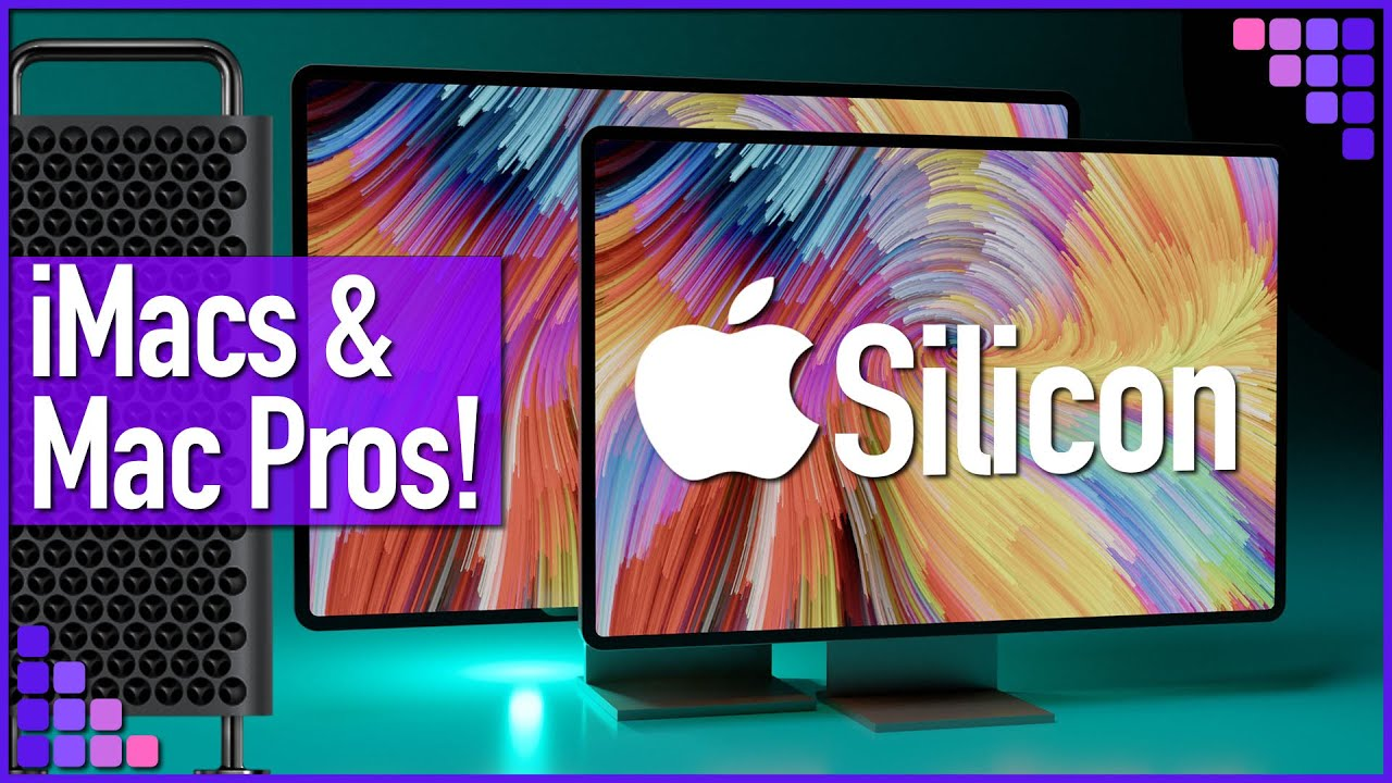 New iMac & Mac Pro, plus What is a Vapor Chamber?