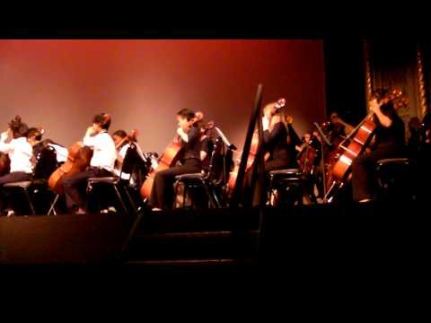 Serenade For Strings - Univ. of Tampa Summer Orche