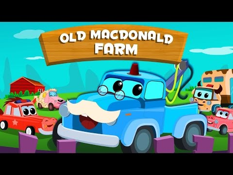Zeek and Friends | Old MacDOnald had a farm| animal sound song for kids