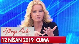Müge Anlı ile Tatlı Sert 12 Nisan 2019 Cuma - Tek Parça