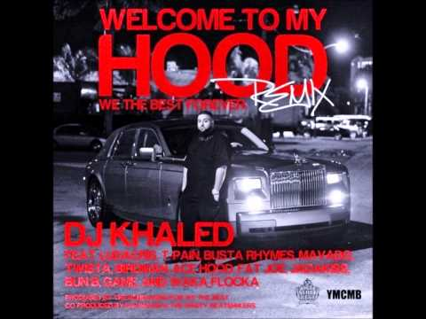 Welcome To My Hood Remix Chopped and Screwed By DJ Baby Boy