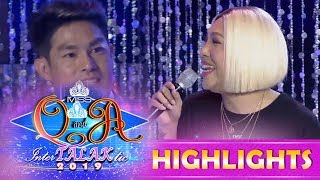 It's Showtime Miss Q & A: Vice Ganda likes the new Kuya Escort