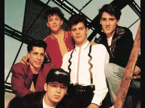 New Kids On The Block - Games (Album Version).
