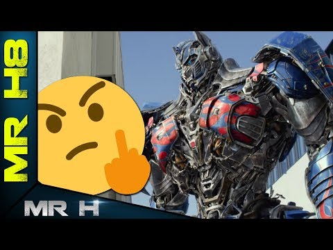 Transformers: The Last Knight REVIEW -...