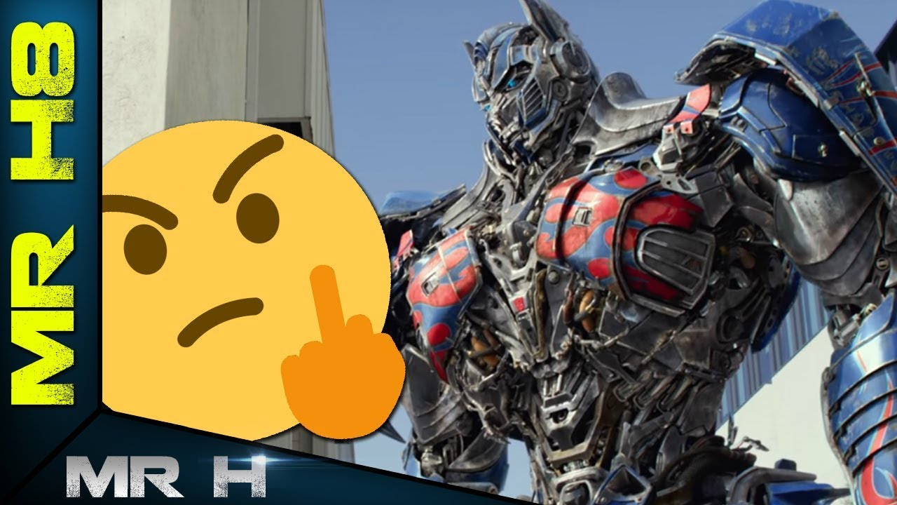 Transformers: The Last Knight REVIEW - Michael Bay Strikes Again
