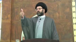 Does Donald Trump Believe in Donald Trump? - Imam Hassan Qazwini