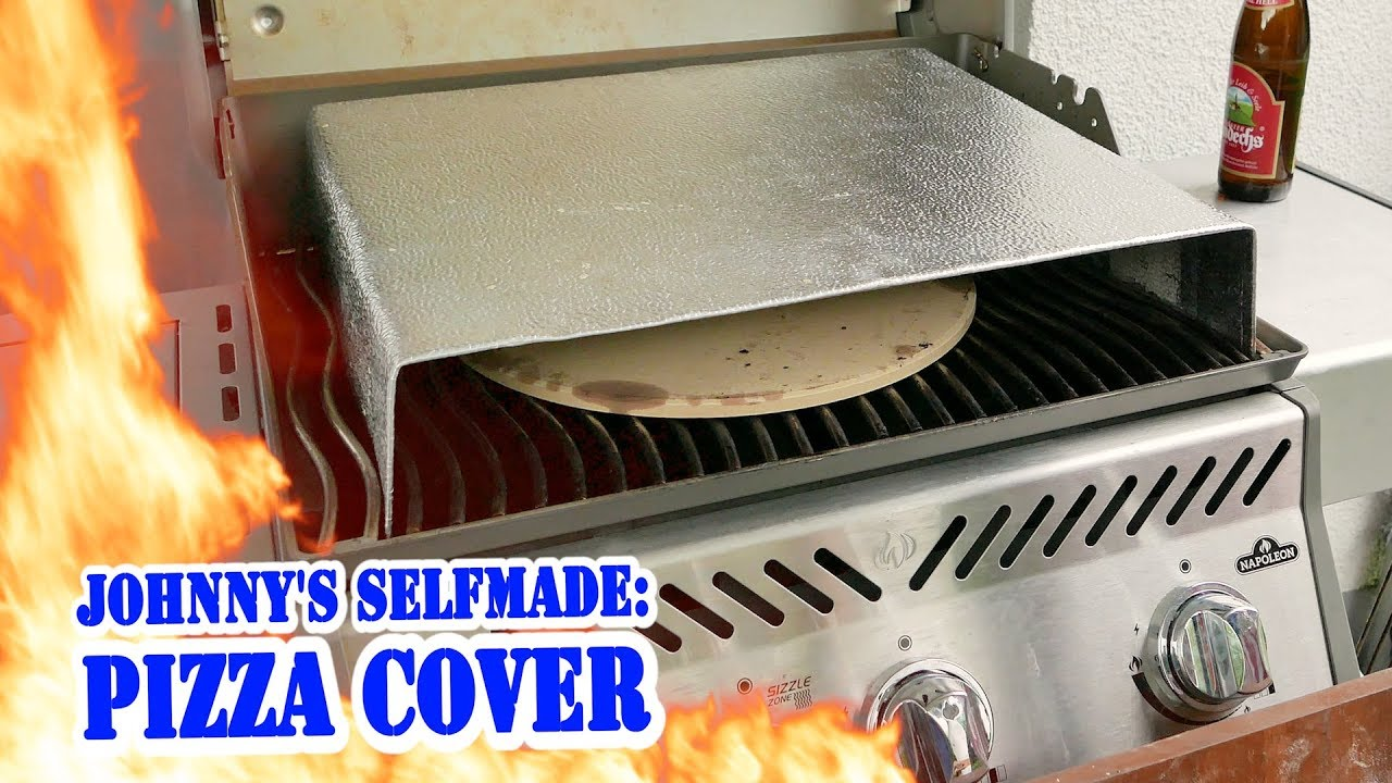 pizza cover schnell mal selbst gebaut bbq grill rezept video die grillshow special youtube. Black Bedroom Furniture Sets. Home Design Ideas