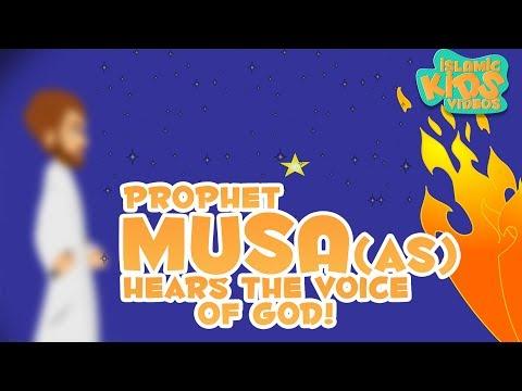 Prophet Stories for Kids | Prophet Musa (AS) Part 2 | Story For Children | Islamic Kids Stories