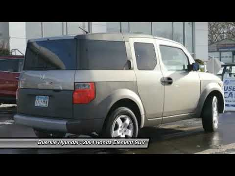 Beautiful 2004 Honda Element Saint Paul, White Bear Lake, Minneapolis, Inver Grove  Heights MN P47432