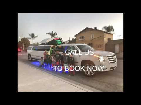 cheap limos in thousand oaks 323-709-5373 best limousine service in thousand oaks